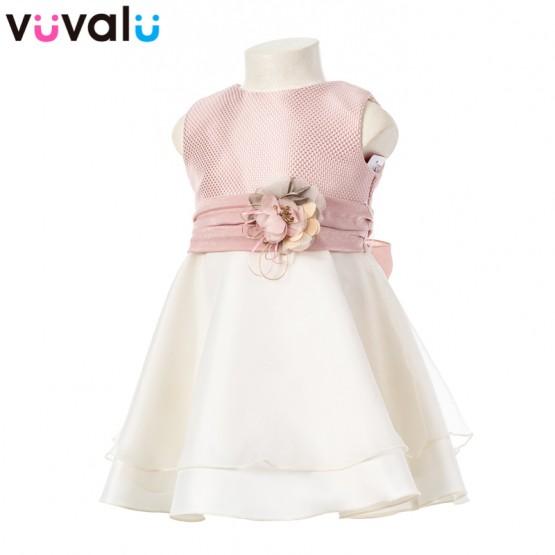 Vestido niña ceremonia 26188