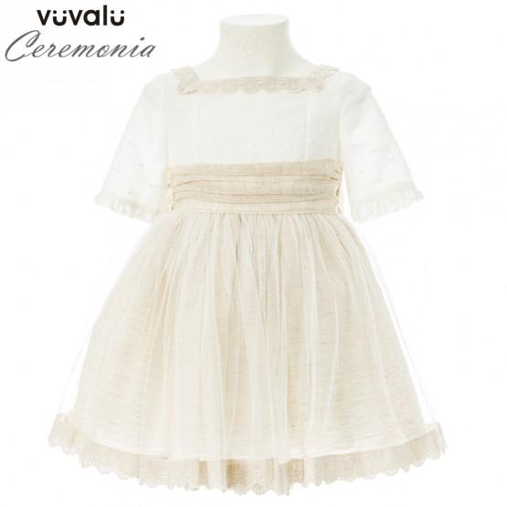 Vestido CEREMONIA AMAYA 51302