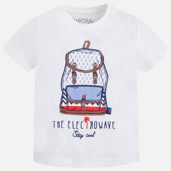 Camiseta Niño Modelo 3003
