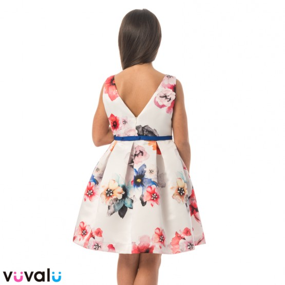 Vestido ceremonia niña amaya modelo 111723