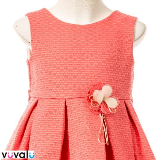 Vestido CEREMONIA NIÑA MODELO 24155