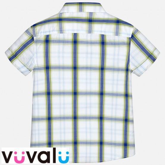 Camisa niño mayoral modelo 6148