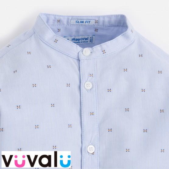 Camisa niño mayoral modelo 3170