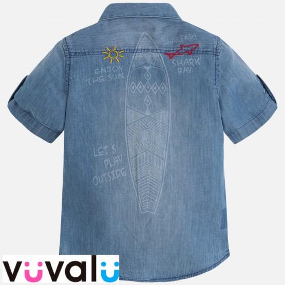 Camisa tejana niño mayoral modelo 3160