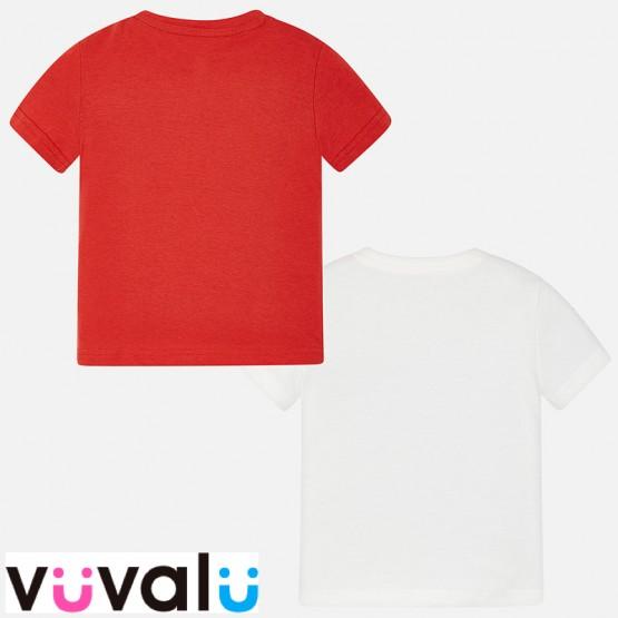 Camiseta niño mayoral modelo 3089