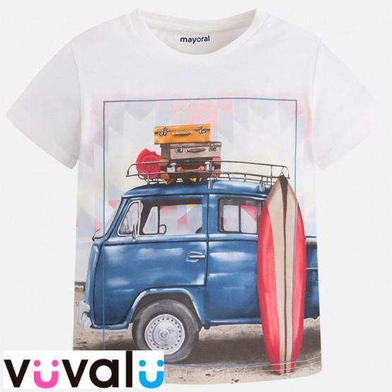 Camiseta niño mayoral modelo 3091