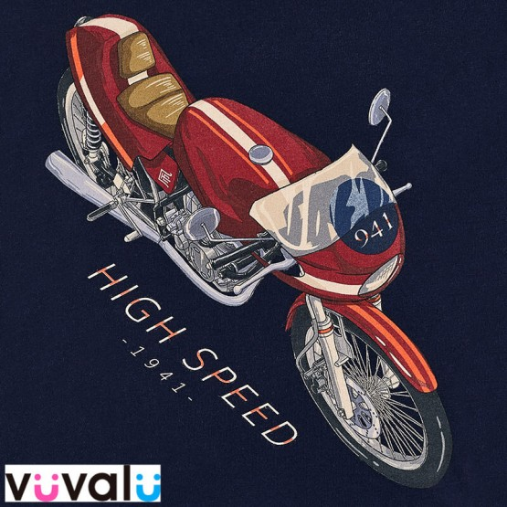 Camiseta niño 4010