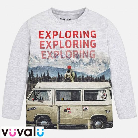 Camiseta niño 4036