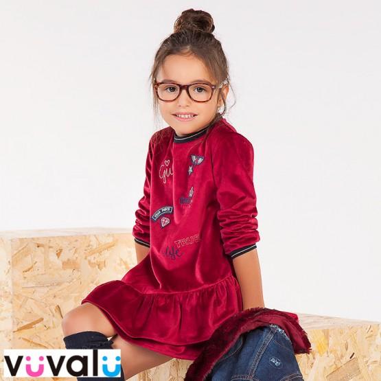 Vestido niña mayoral 4970